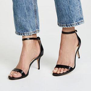 Sam Edelman Black Patti Ankle Strap Sandal 7.5